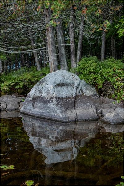 Adirondacks Middle Saranac Lake Weller Pond 13 September 2018