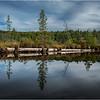 Adirondacks Middle Saranac Lake Little Weller Pond 14 September 2018