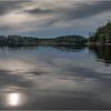 Adirondacks Middle Saranac Lake 18 September 2018
