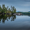 Adirondacks Middle Saranac Lake Weller Pond 24 September 2018
