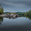 Adirondacks Middle Saranac Lake Weller Pond 29 September 2018