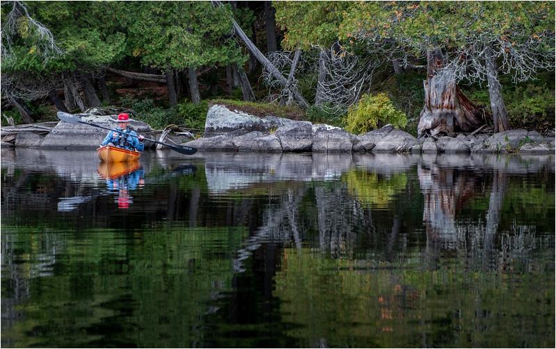 Adirondacks Middle Saranac Lake Weller Pond 34 September 2018