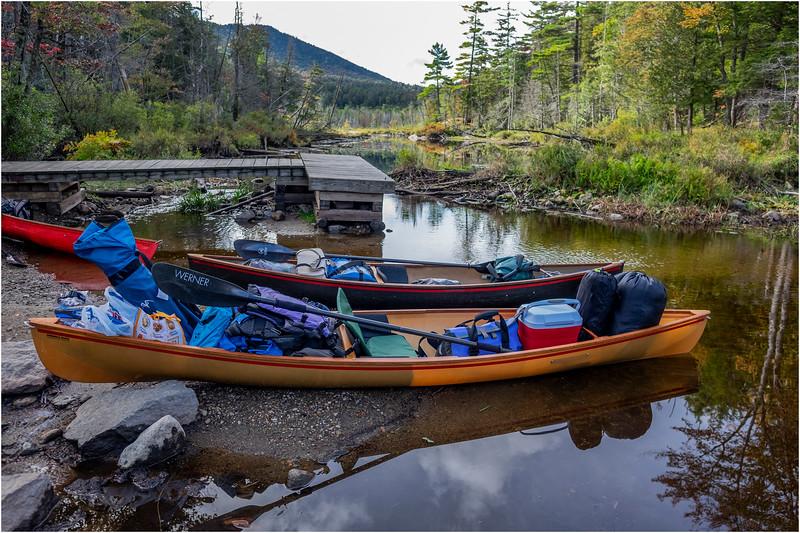 Adirondacks Middle Saranac Lake South Creek 23 September 2018