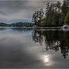 Adirondacks Middle Saranac Lake 17 September 2018