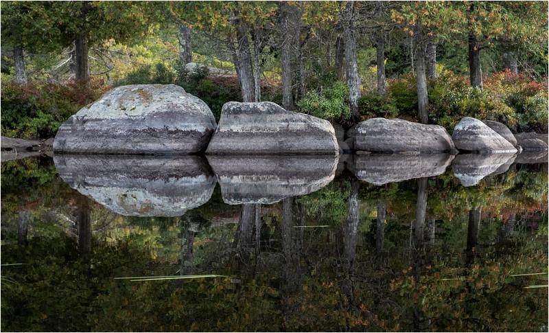 Adirondacks Middle Saranac Lake Weller Pond 51 September 2018