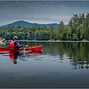 Adirondacks Middle Saranac Lake Weller Pond 21 September 2018