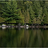 Adirondacks Middle Saranac Lake Weller Pond 42 September 2018