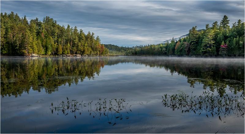 Adirondacks Middle Saranac Lake 6 September 2018