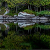 Adirondacks Middle Saranac Lake Weller Pond 45 September 2018