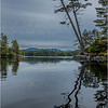 Adirondacks Middle Saranac Lake Weller Pond 23 September 2018