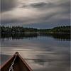 Adirondacks Middle Saranac Lake 23 September 2018