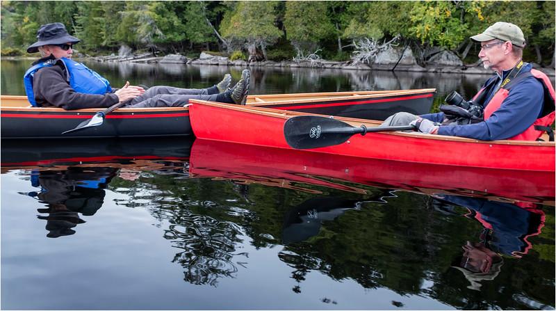 Adirondacks Middle Saranac Lake Weller Pond 38 September 2018