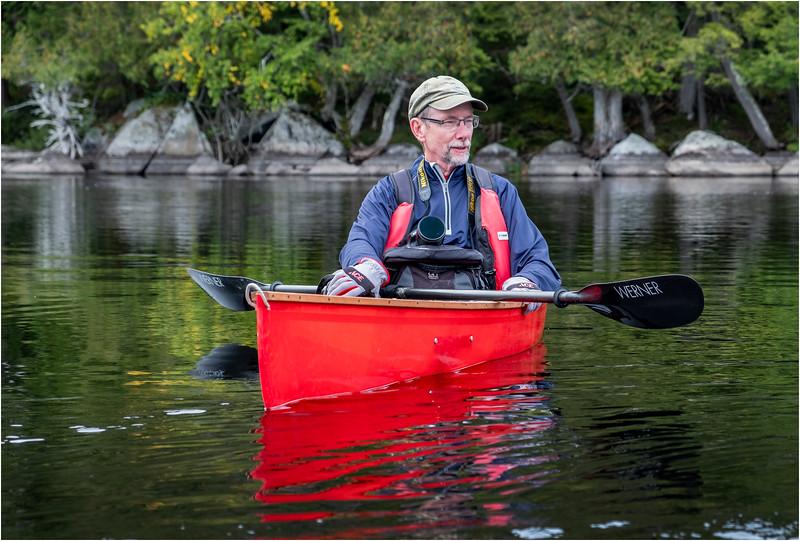 Adirondacks Middle Saranac Lake Weller Pond 54 September 2018