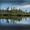 Adirondacks Middle Saranac Lake 30 September 2018