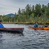 Adirondacks Middle Saranac Lake Weller Pond 5 September 2018