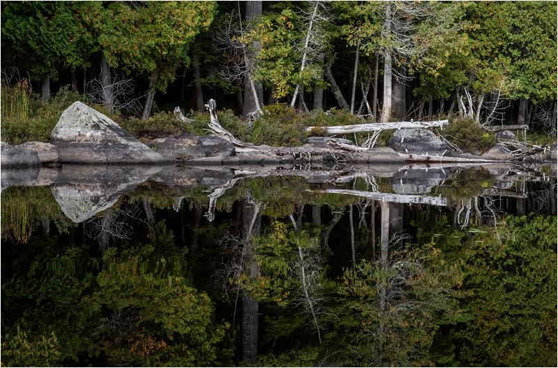 Adirondacks Middle Saranac Lake Weller Pond 47 September 2018