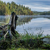 Adirondacks Middle Saranac Lake 3 September 2018