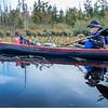 Adirondacks Middle Saranac Lake South Creek 7 September 2018