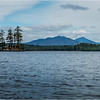 Adirondacks Middle Saranac Lake 9 September 2018