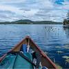 Adirondacks Middle Saranac Lake 10 September 2018
