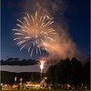 Adirondacks Lake George Fireworks Night 10 June 2018