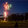Adirondacks Lake George Fireworks Night  2 June 2018