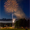 Adirondacks Lake George Fireworks Night 11 June 2018