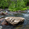 Adirondacks Stone Bridge Trout Brook 1 June 2018