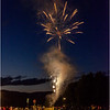 Adirondacks Lake George Fireworks Night 8 June 2018