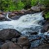 Adirondacks Stone Bridge Trout Brook 3 June 2018