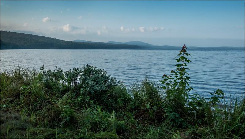 Adirondacks Meacham Lake 2 August 2018