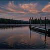 Adirondacks Seventh Lake Morning 1 September 2018