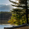 Adirondacks Seventh Lake Sunset 10 September 2018