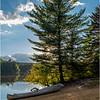 Adirondacks Seventh Lake Sunset 11 September 2018