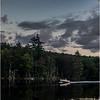 Adirondacks Seventh Lake Sunset 19 September 2018