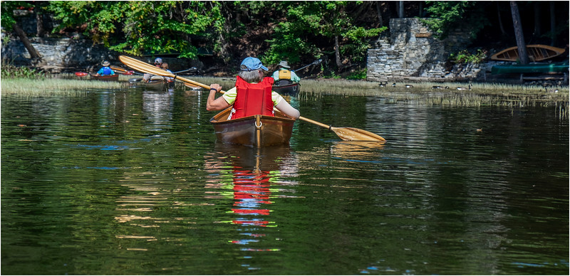 Adirondacks Paddle for the Cure Moose River Old Forge 17 September 2018