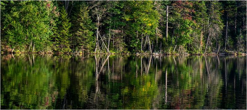 Adirondacks Seventh Lake Morning 20 September 2018