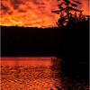 Adirondacks Seventh Lake Sunset 28 September 2018