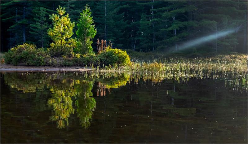 Adirondacks Seventh Lake Morning 62 September 2018
