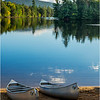 Adirondacks Seventh Lake Sunset 15September 2018