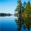 Adirondacks Seventh Lake Morning 25 September 2018