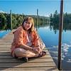 Adirondacks Seventh Lake Sunset 14 September 2018