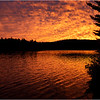 Adirondacks Seventh Lake Sunset 23 September 2018