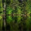 Adirondacks Seventh Lake Morning 17 September 2018