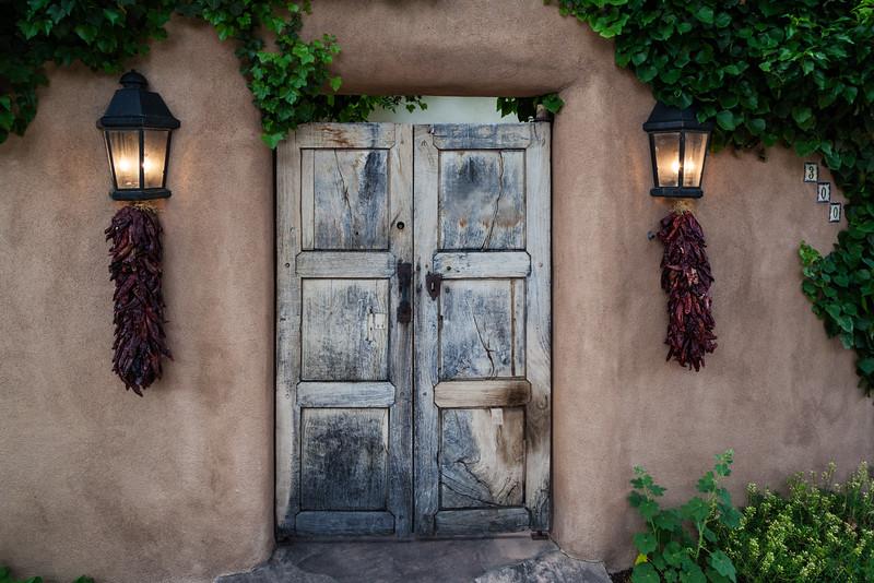 Pepper Door