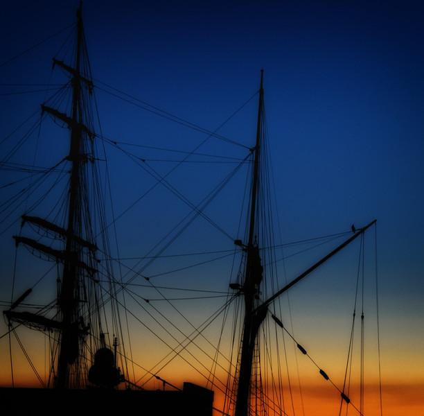 Setting Sail Tomorrow