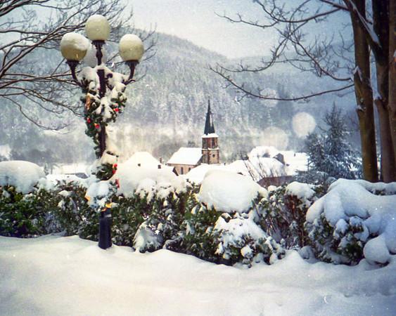 Alsace-Lorraine Christmas