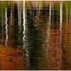Adirondacks Lake Eaton Reflections 14 October 2019