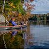 Adirondacks Lake Eaton Kim Paddling 5 October 2019