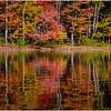 Adirondacks Lake Eaton Reflections 13 October 2019